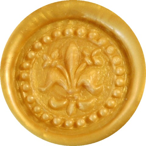 tuscan gold glue gun sealing wax