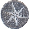 compass star wax seal