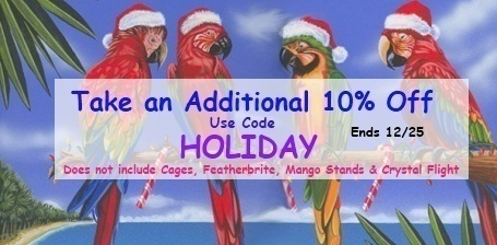 Happy Holiday Sale at FunTime Birdy