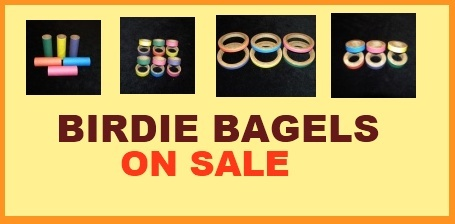 Birdie Bagels on Sale at FunTime Birdy