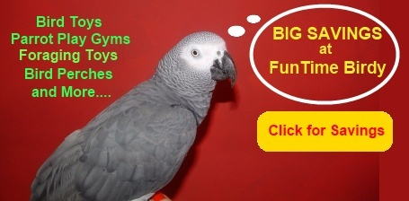 Big Savings at FunTime Birdy