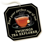 Twinings Tea Explorer