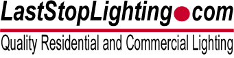 The Last Stop Lighting Company provides the finest indoor lighting, commercial outdoor lighting, and parking lot lighting fixtures.