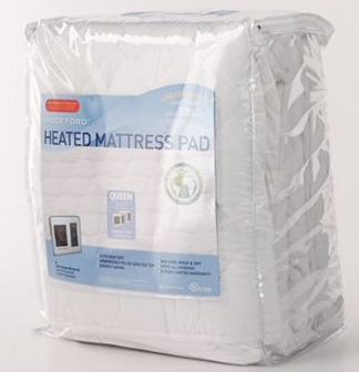 Biddeford Heated Mattress Pads
