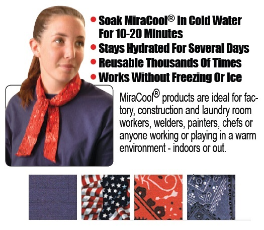 MiraCool Neck Coolers