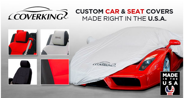 CoverKing - Custom Car & Seat Covers