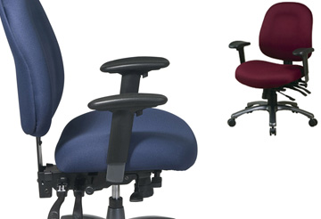 Task Chairs - Fabric