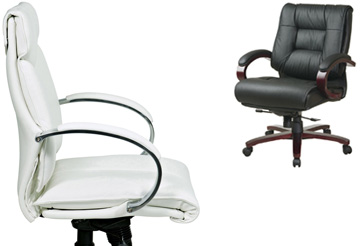 Task Chairs - Leather