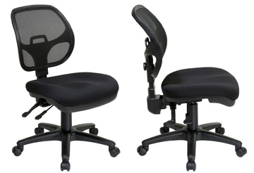 Task Chairs - Armless