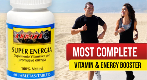 Most Complete Vitamin & Energy Booster