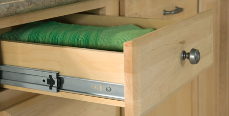 Drawer Slides (or Glides)