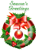 Season's Greetings from Eastwind Wholesale Gift Distributors
