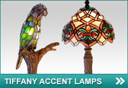 Tiffany Accent Lamps, Tiffany Lamps