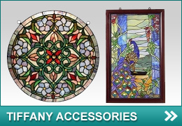 Tiffany Accessories, Tiffany Window Panels