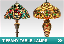 Tiffany Table Lamps, Tiffany Lamps