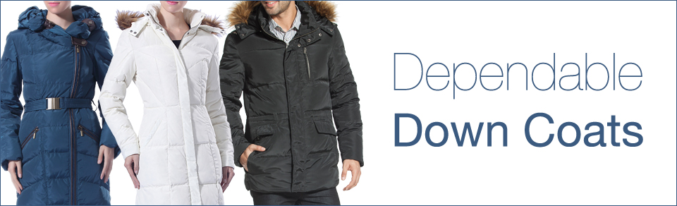 Winter Down Coats