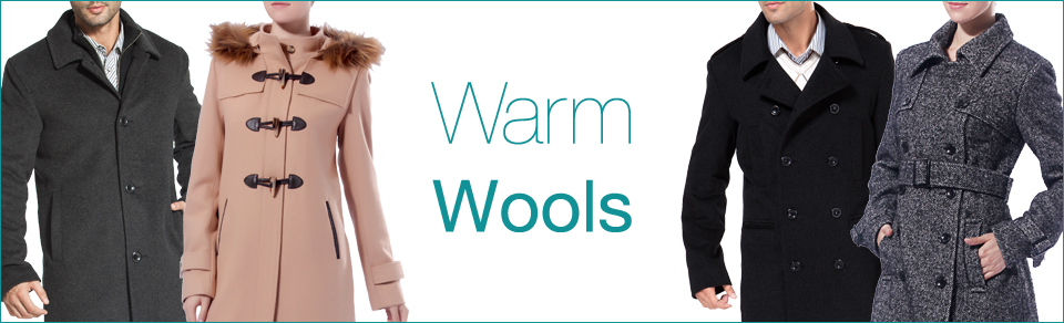 Winter Wool Coats
