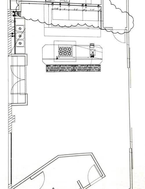 Culver City Test Kitchen Plan