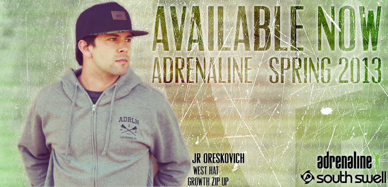 Adrenaline Movement Lifestyle Banner