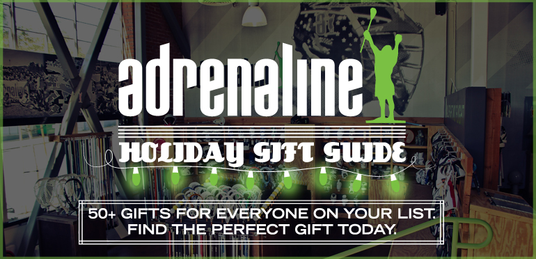 Adrenaline Holiday Gift Guide