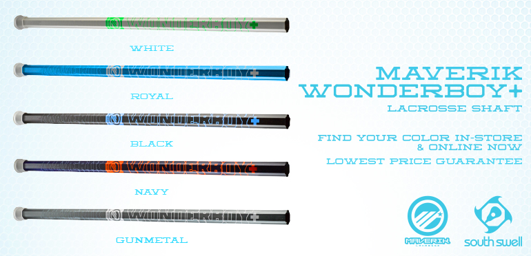 Maverik Wonderboy+ Lacrosse Shaft