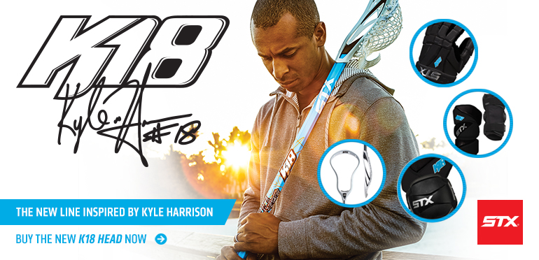 STX K18 Lacrosse Collection