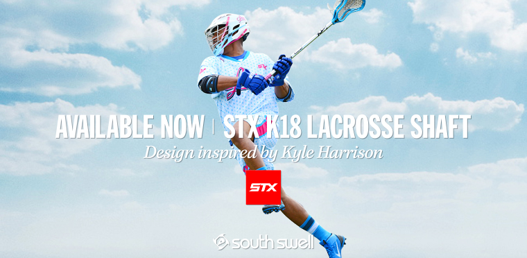 STX Kyle Harrison K18 Lacrosse Shaft