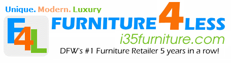 Furniture 4 Less - i35furniture.com Logo