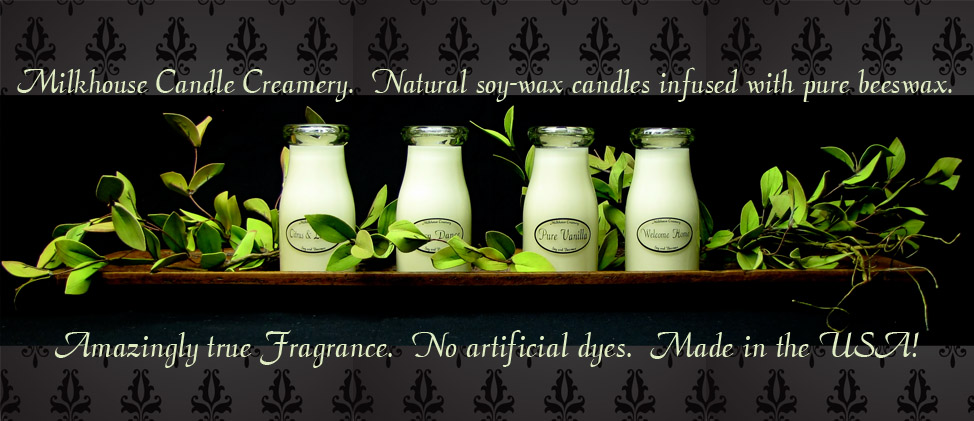 Natural, Renewable, Responsible - Soy Wax Infused with Pure Beeswax  makes a better candle. True Fragrance, No Artificial Color. Perfect for  those with Allergies & Environmental Sensitivities