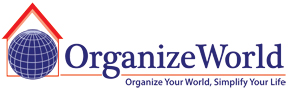 organize world- get organized today!