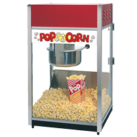 View All Popcorn Machines