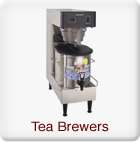 Iced Tea and Coffee Brewers