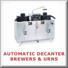 Auto Decanter Brewers/Urns