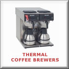 Thermal Coffee Brewers