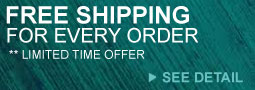 Free Shipping for Every Order