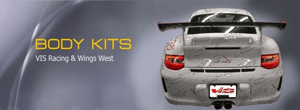 VIS Racing & Wings West Body Kits