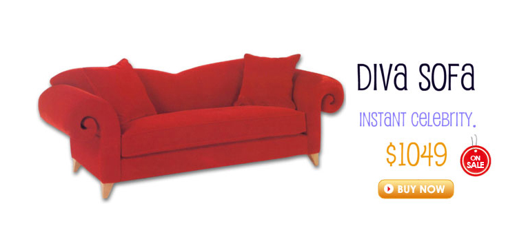 Diva Sofa