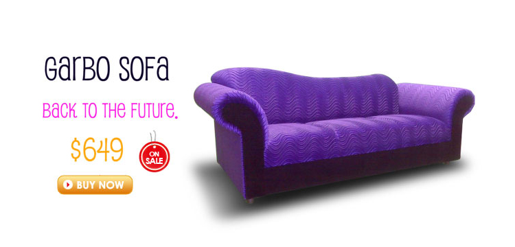 Garbo Sofa