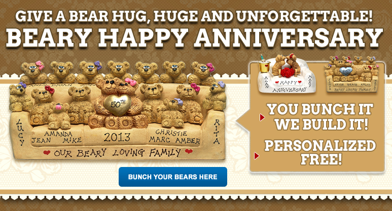Personalized Gifts for Wedding Anniversary