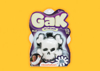 Gak In The Dark