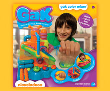 Gak Color Mixer
