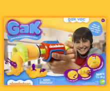 Gak Vac