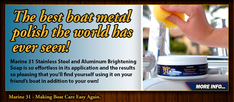 marine 31 stainless steel polishing soap
