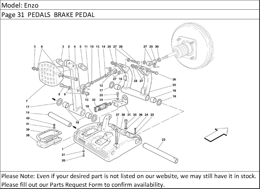 ferrari 360 switch diagram