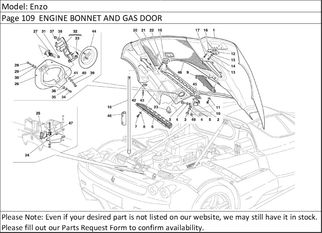 Ferrari 328 Engine Diagram: Ferrari 328 Horn Wiring Diagram At Galaxydownloads.co