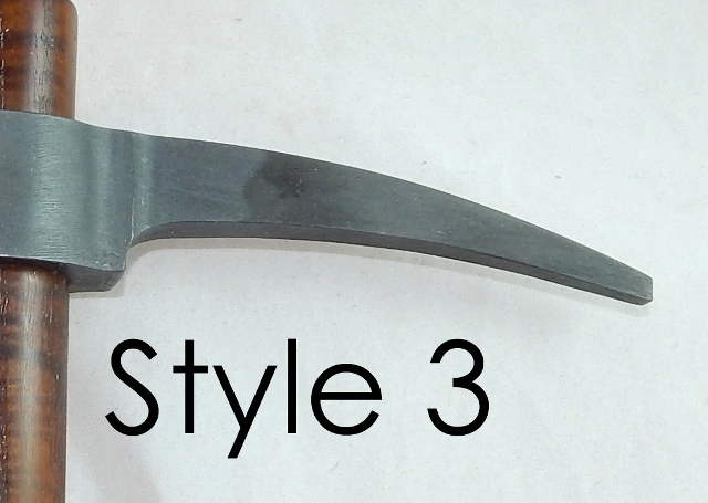 Hammer/Spike style 3