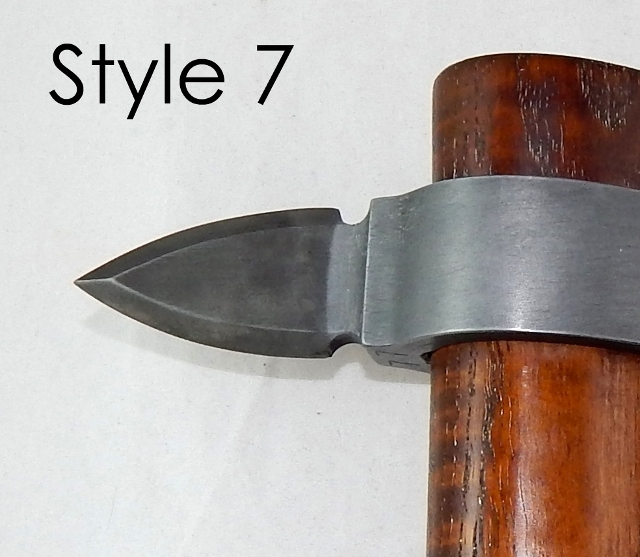 Hammer/Spike style 7