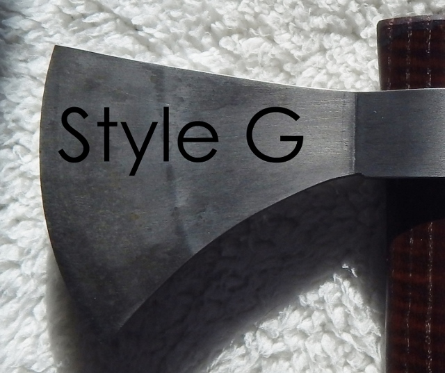 Blade style G