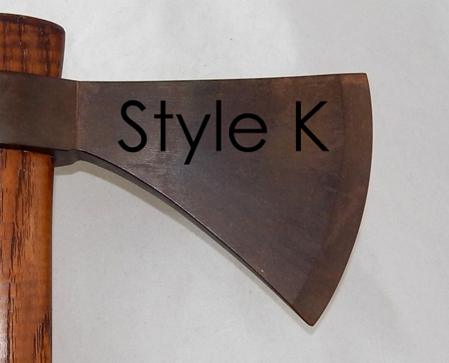 Blade style K