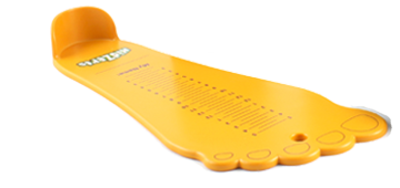 Foot Measuring Device for Children
